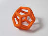 Dodecahedron Ornament 3d printed An Actual Photograph - Not Digital