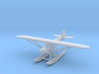 Piper PA18 Float Plane - Zscale 3d printed