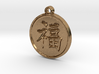 Luck - Traditional Chinese (Pendant) 3d printed
