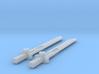 TLK: Metallikato Blade (Original) for Drift 3d printed