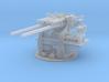 "1/48 IJN 12.7 cm/40 (5"") Type 89 Naval Gun 3d printed"