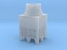 N Scale Industrial Chiller 3d printed