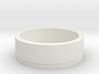Betonblumenkübel rund DDR 1:120 3d printed