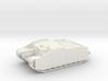 43M Zrinyi tank (Hungary) 1/87 3d printed