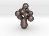Camphor Molecule Pendant 3d printed
