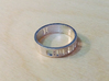 BlakOpal Burner Ring - size 4.5 3d printed