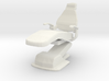 Medical Exam Chair A (Space: 1999), 1/30 3d printed