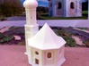 Small chapel 1:220-Bayerische Kapelle St.Salvator 3d printed