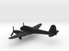 Messerschmitt Me 410 Hornisse 3d printed