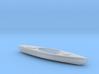 1/24 Scale Kayak Prototype 3d printed