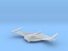Romulan Bird-of-Prey (TMP) 1/2500 3d printed