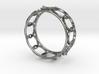 Circle Cuff 3d printed