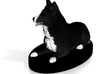 Ultra Tiny dog statue - Dodge 3d printed