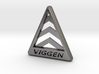 Saab Viggen Badge 3d printed