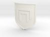 Destiny 2 Emblem - 2mm thick 3d printed
