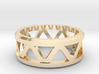 Corrugated Ring  3d printed