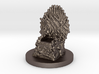 Game of Thrones Risk Piece Single - Iron Throne 3d printed