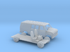 1/160 1975-91 Ford E-Series Delivery Van Kit 3d printed