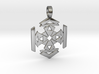 CELTIC FLOWER 3d printed