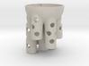 tube sponge 3d printed