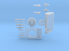 15mm Raazerbuke Parts 3d printed