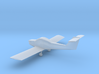 Piper Tomahawk - 1:144scale 3d printed
