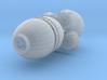 Star Destroyer Engines Assembly Full Set 1/1500 3d printed