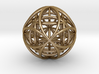 "OctaHexasphere w/ nested Platonic Solids 1.7"" (nb) 3d printed"