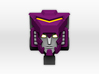 Ratbat Faceplate for Titans Return Mindwipe 3d printed