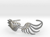 Feathery Bracelet (Cuff) 3d printed