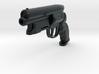 Deckard Pistol 3d printed