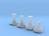 FR D1, E1 & Cambrian SPC - Full Safety Valve Set 3d printed