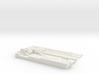 Kamppi Metroasema laituritaso 3d printed 3D visualisionti kartasta