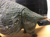 Alamosaurus Body (Total 80cm / 1:36) 3d printed