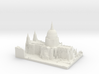 St Paul's Cathedral, London 3d printed