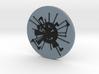 Moonbase Alpha Coin (Space:1999) = DESKAPADES = 3d printed