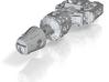 1/2256 Correllian Gunship  3d printed