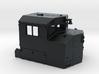 CB0012 CN GP38-2W REBUILT 1/87.1 3d printed