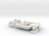 1/43 Universal Slotcar Chassis - V2 3d printed