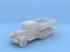ZIS truck (Russia) 1/200 3d printed