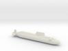 Astute-class SSN, Full Hull, 1/2400 3d printed