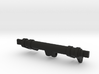 Avro Lanc FN20 Rear Turret Axle 3d printed