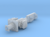 HO: USA Dwarf Signal Standard 4102 3d printed