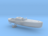 1/96 DKM 11m Admiral's Gig 3d printed