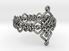 Celtic Ring Size 10 3d printed