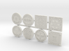28mm/32mm Manhole Covers 3d printed