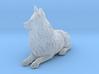 Ultra Tiny Dog Statue Mandy 3d printed