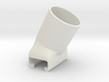 Sander Vacuum Attachment 1 3d printed