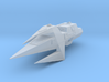 Wing Commander Kilrathi Ralarrd-Class Light Destro 3d printed