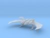 Wing Commander Kilrathi Vaktoth Heavy Fighter 3d printed